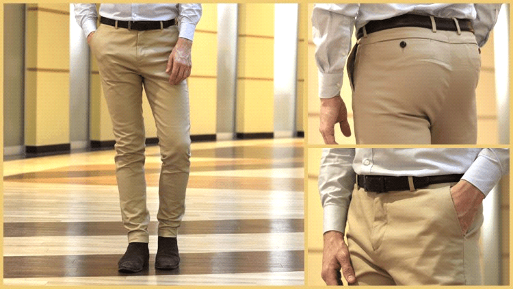 pants for men with no butt