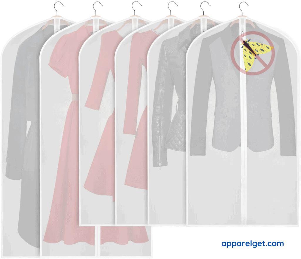 Best Garment Bags for Moth Protection