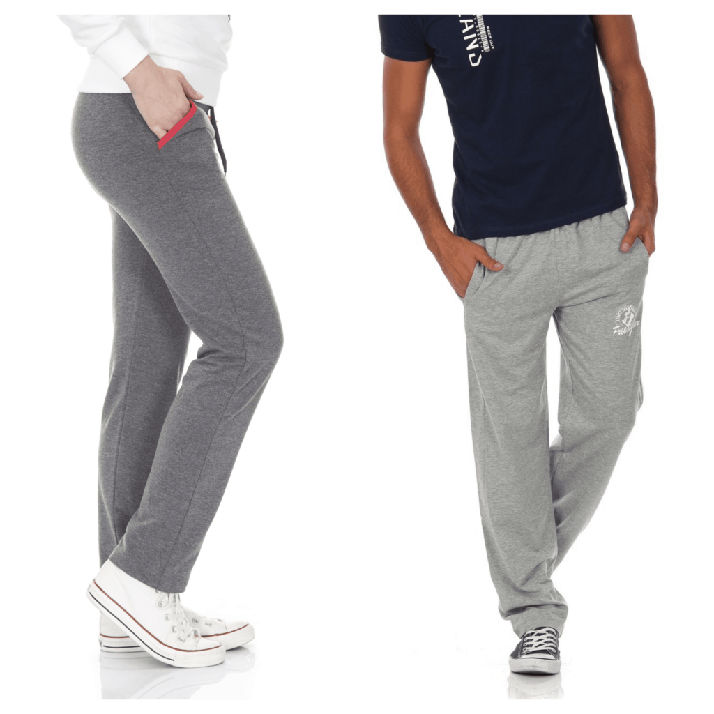 best sweatpants for tall skinny guys