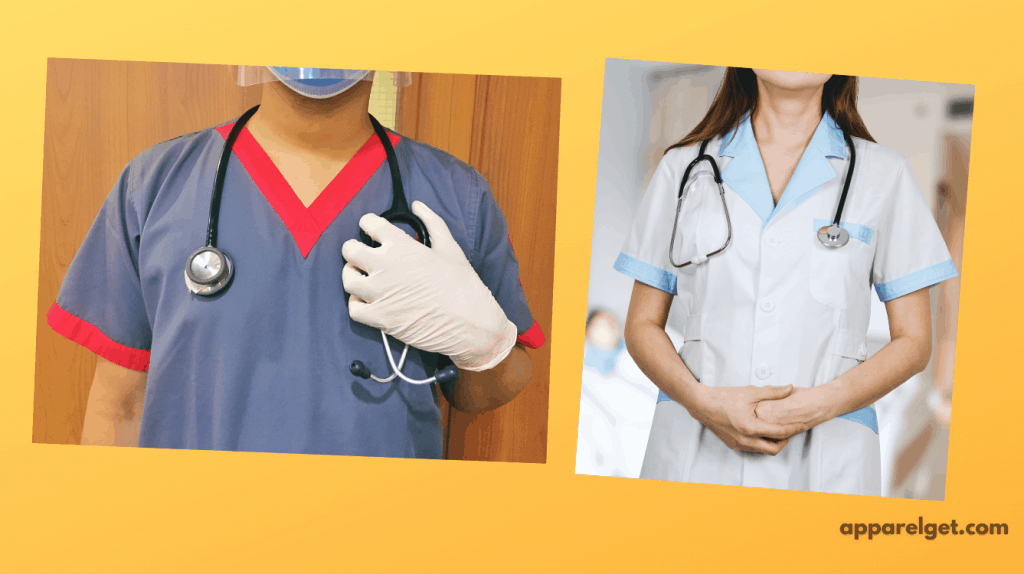 best fitting scrubs for plus size