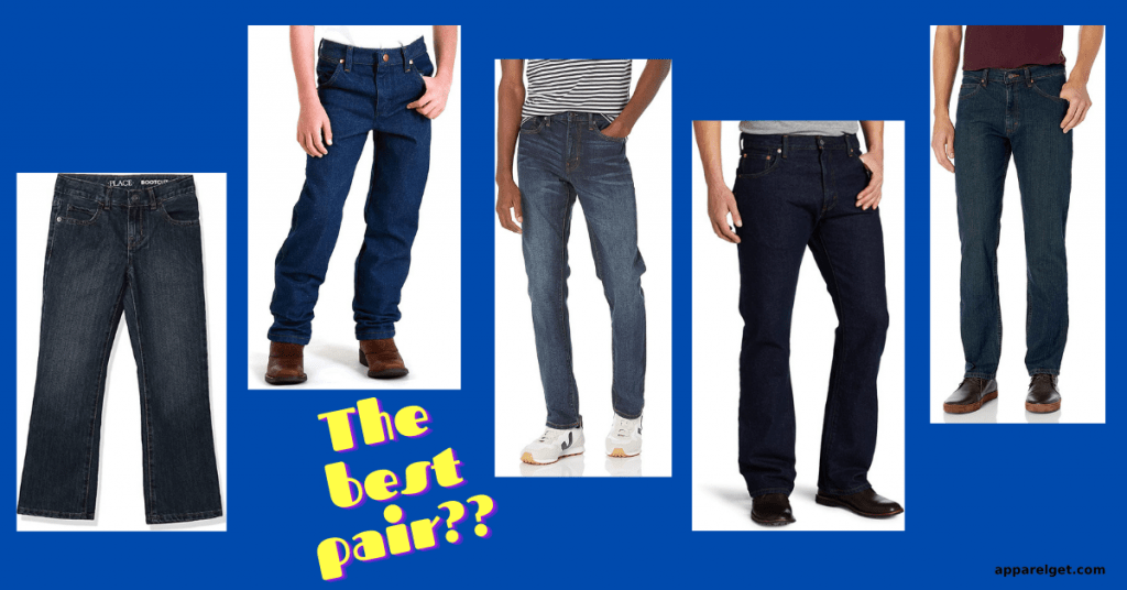 the best pair of jeans for husky body